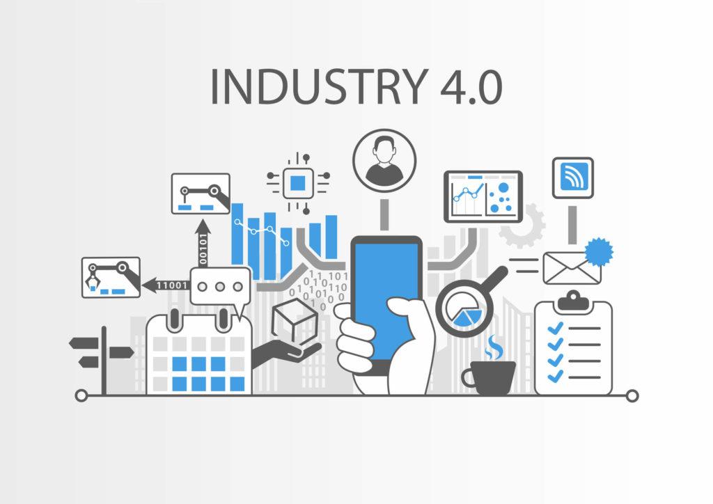 รูปภาพภายในบทความอุตสาหกรรม 4.0