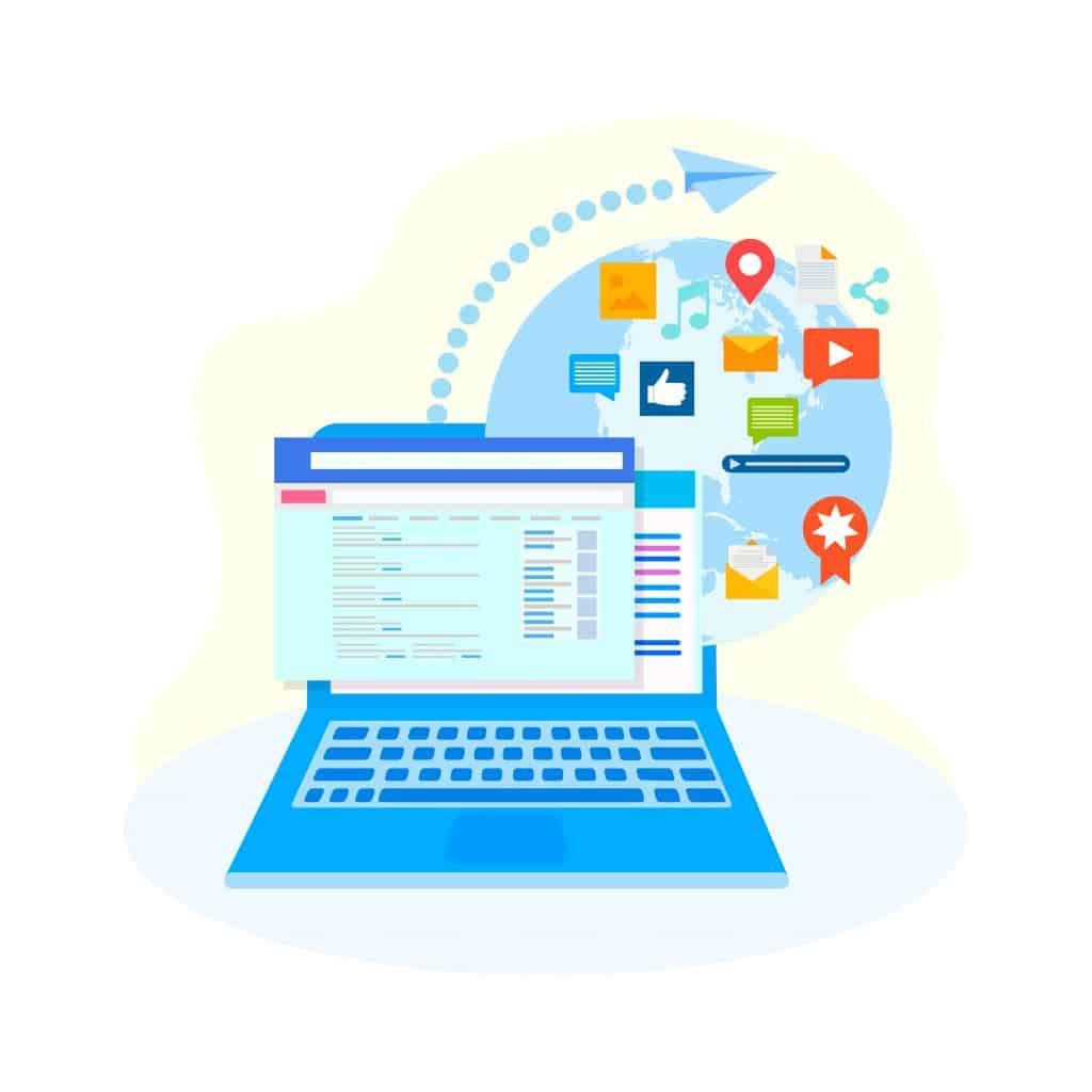 รูปภาพจ้างบริษัทรับทำ web app