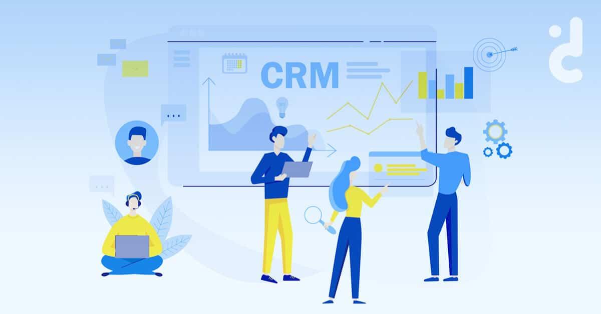 Cover_บทความระบบ CRM คืออะไร