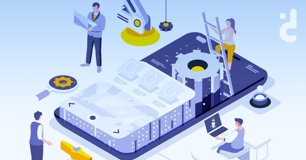 Cover บทความ ระบบการผลิตประกอบไปด้วยอะไรบ้าง